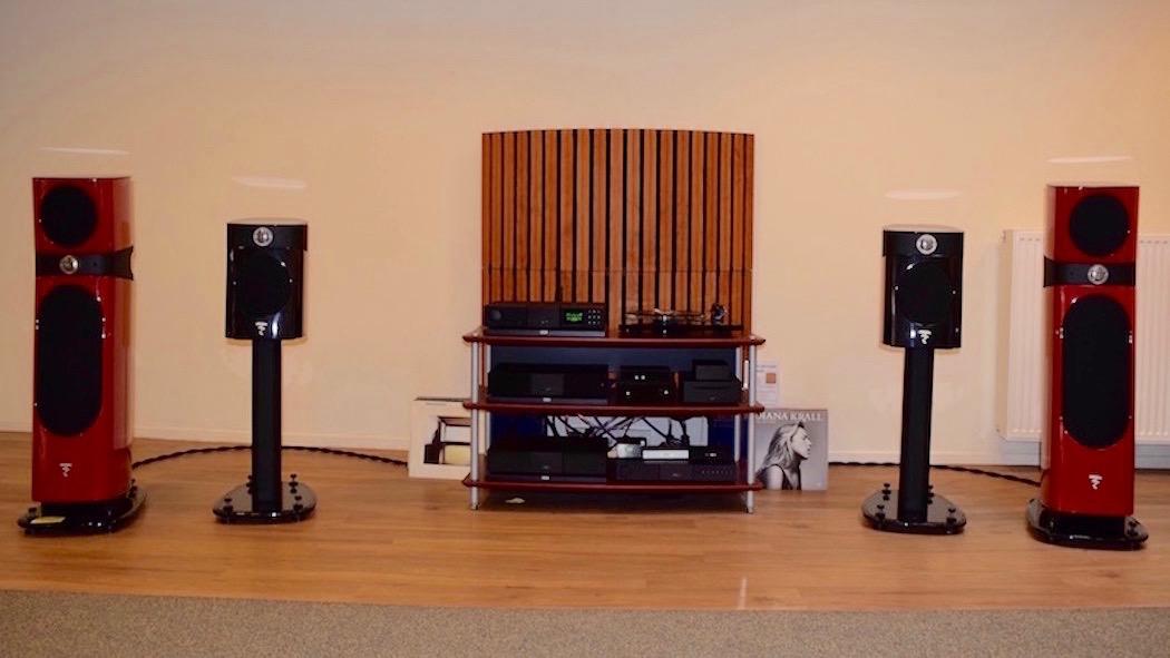 Focal Electra 907BE - Audio en HiFi - GoT
