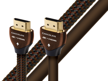 Audioquest HDMI Chocolate kabel va €109,-/1m