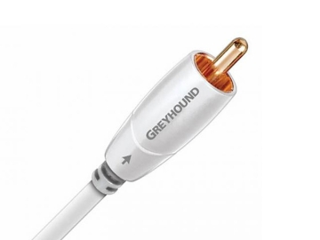 Audioquest Greyhound Subwoofer kabel va €59,-/2m