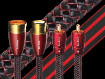 Audioquest Red River Kabel va €179,-/1m