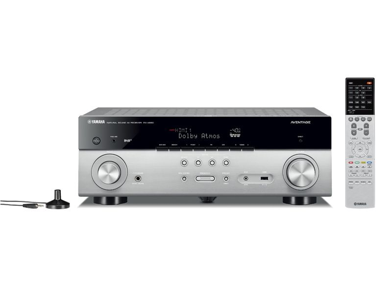 yamaha rx a680 av receiver 799 stuk hifi limburg. Black Bedroom Furniture Sets. Home Design Ideas